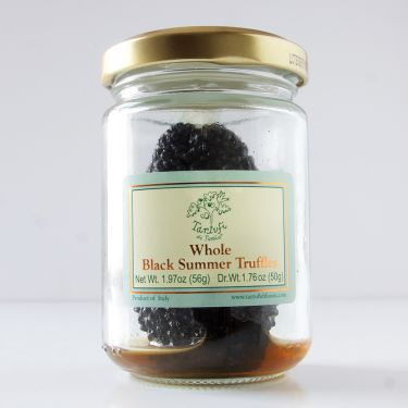 Whole Black Summer Truffles, 56g