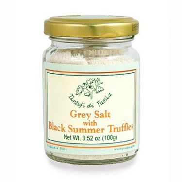 Grey Salt with Black Summer Truffles, 100g