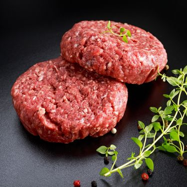 7X Japanese Beef Burgers, 2-Pack
