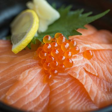 Catsmo Smoked Salmon Loin, or 'Tsar Cut' Salmon