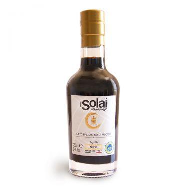 i Solai Oro, 250ml - SOLEX CATSMO FINE FOODS