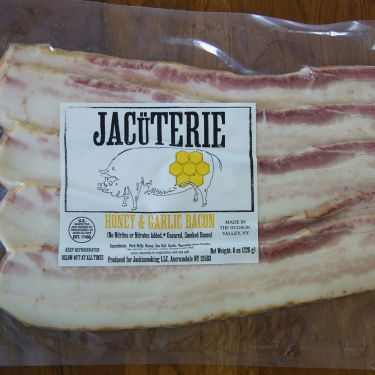 JACüTERIE Honey & Garlic Bacon, 8oz