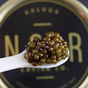 Kaluga Hybrid Caviar