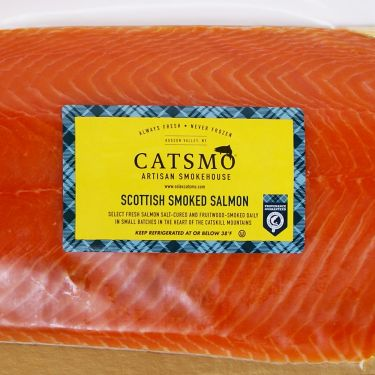 Catsmo Imported Scottish Smoked Salmon