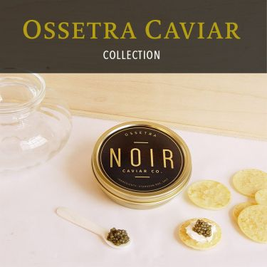 Ossetra Caviar Collection, 125g