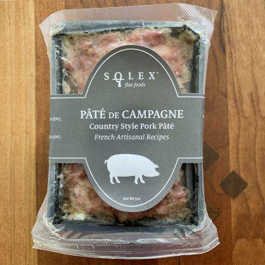 Pâté de Campagne - Country-Style Pork Pâté