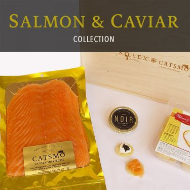 Smoked Salmon & Caviar Collection
