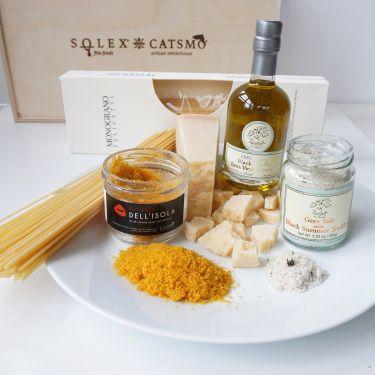 Spaghetti Bottarga & Truffle Collection
