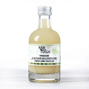 Terga Gastronomie Lime Pulp Vinegar, 200ml