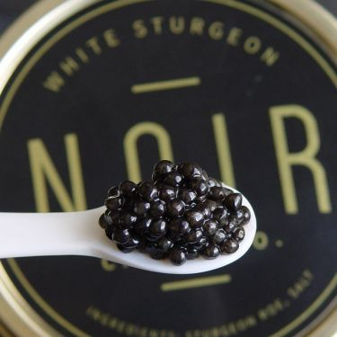 White Sturgeon Caviar (USA)