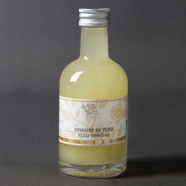 Terga Gastronomie Yuzu Pulp Vinegar, 200ml