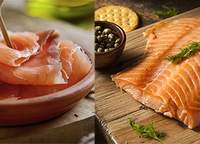 Hot Smoked Salmon Versus Cold Smoked Salmon